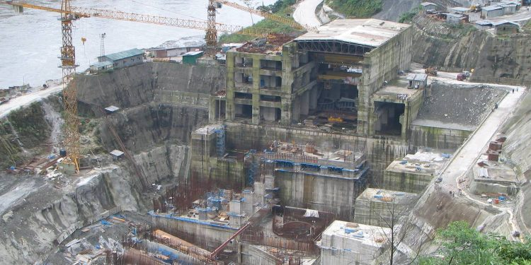 Subansiri Hydro Power Project