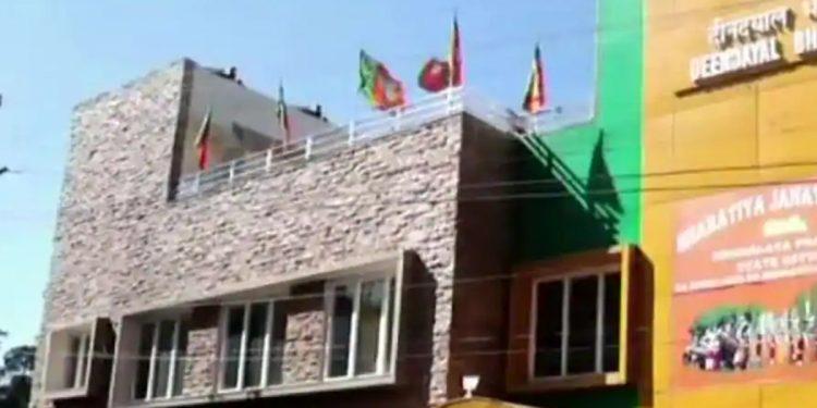 Meghalaya: BJP accuses Congress of politicising 'turmoil' in Shillong 1