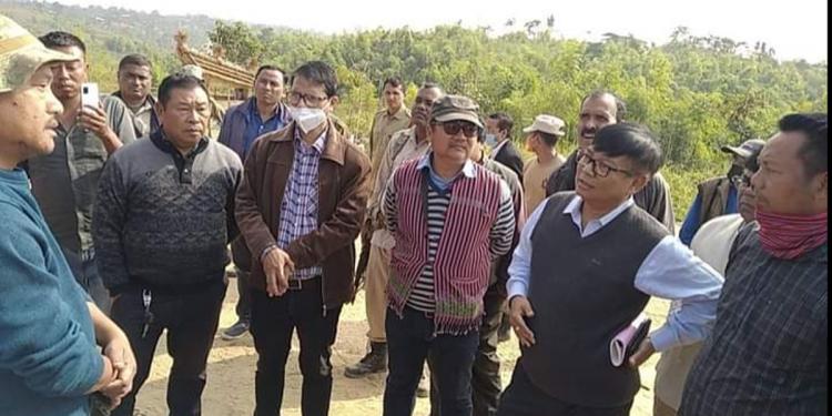 Assam Congress Karbi Anglong border