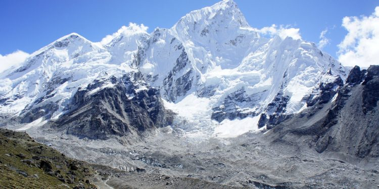Mount Everest grows taller; mountain's revised height is 8,848.86 metres 1