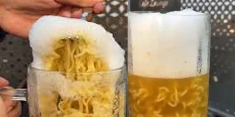 Maggi beer