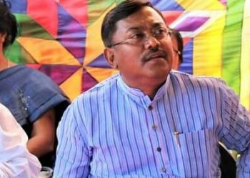 Manipur Cong chief Konthoujam.