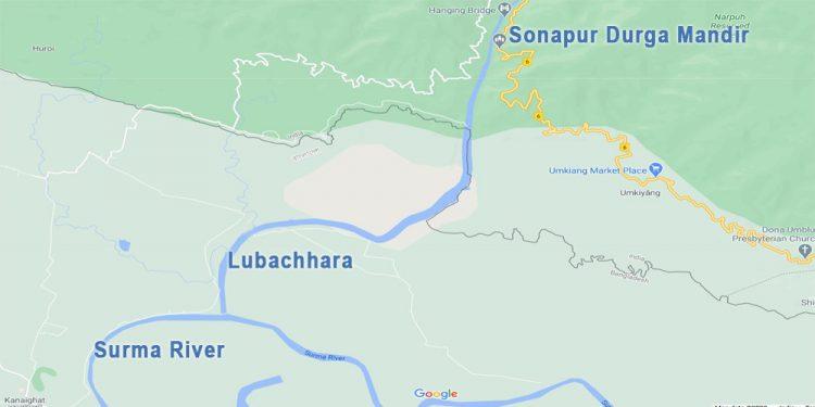 Lubha Surma River