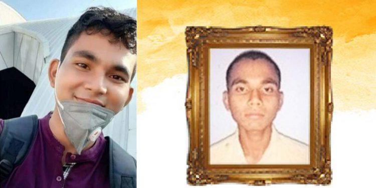CRPF jawan Mrityunjoy Chetia