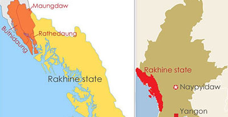 Myanmar's Rakhine State