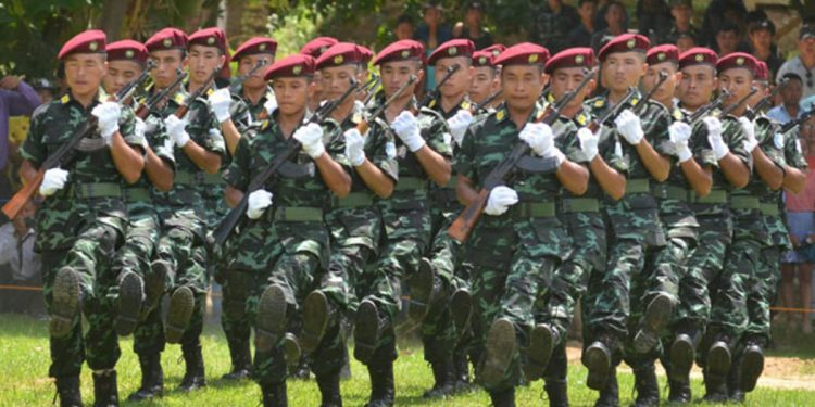 NSCN-K will indulge in violence, secessionist activities if its activities not curbed immediately: Centre 1