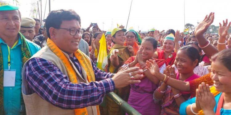 Bodo Territorial Council polls: Pramod Boro launches all-out attack on Hagrama Mohilary 1