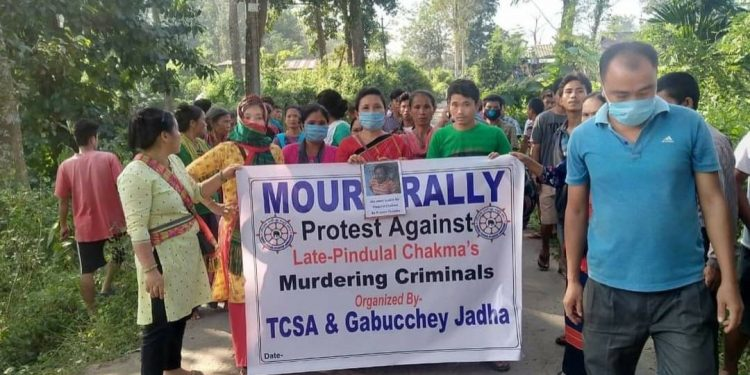 Rights group urges NHRC to order Tripura government to hand over Pindulal murder case to CBI 1