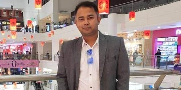 Rajib Lochan Dutta.