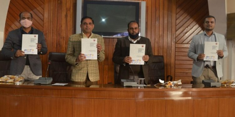 The report was released by principal secretary (home) Abhijit Sinha.