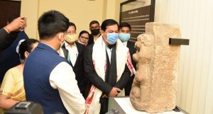 Assam Chief Minister Sarbananda Sonowal inaugurates new building of Dibrugarh District Museum 2
