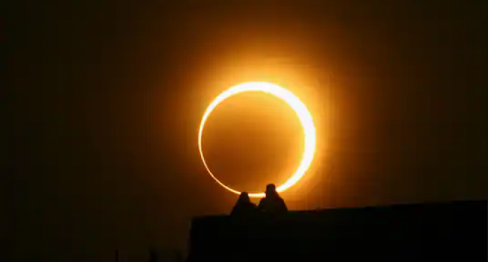Last solar eclipse of 2020 today 1