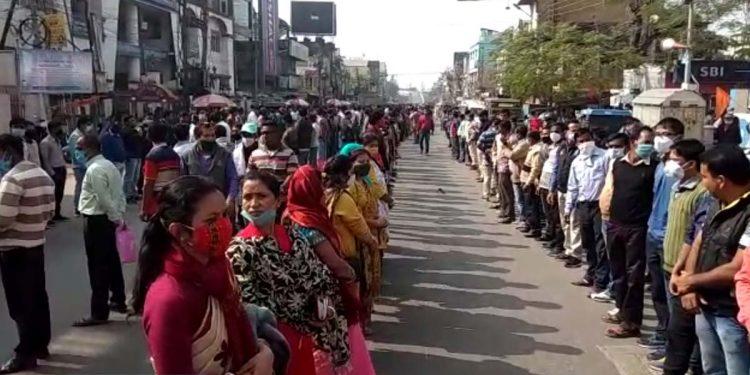 Terminated teachers in Tripura