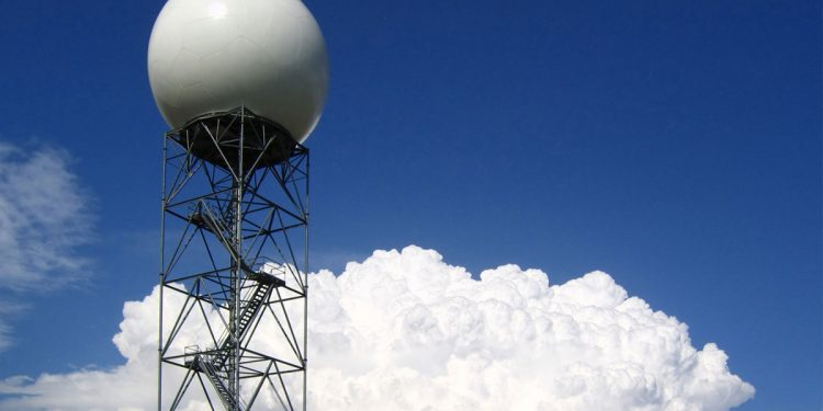 A weather radar (Representational Image)