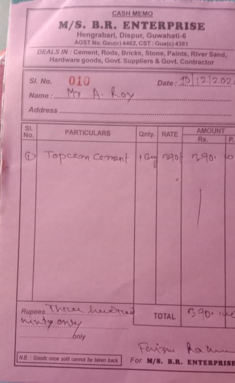 Topcem Cement 'looting' indigenous tribal Khasi & Jaintia customers in Meghalaya 5