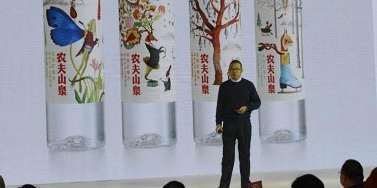 Chinese billionaire Zhong Shanshan