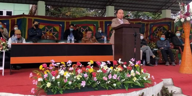Mizoram has vast scope for development in different sectors, says Chief Minister Zoramthanga 1