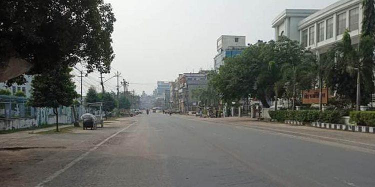 Bharat Bandh Tripura