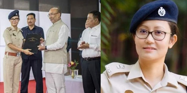Thounaojam Brinda was conferred the Chief Minister's Police Medal for Gallantry on August 13, 2018, which is being celebrated as Patriot's Day.