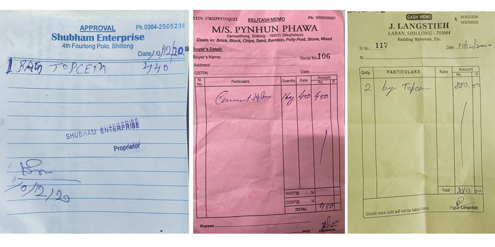 Topcem Cement 'looting' indigenous tribal Khasi & Jaintia customers in Meghalaya 4