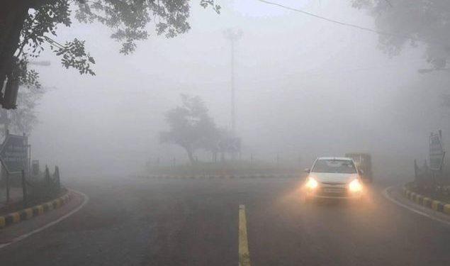 Cold wave grips Manipur, minimum temperature dips to 2.29 degree Celsius in Senapati district 1