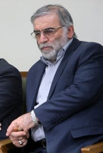Top Iranian nuclear scientist killed using satellite-controlled gun 2