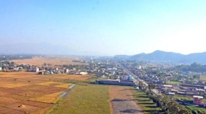 Koirengei Airfield