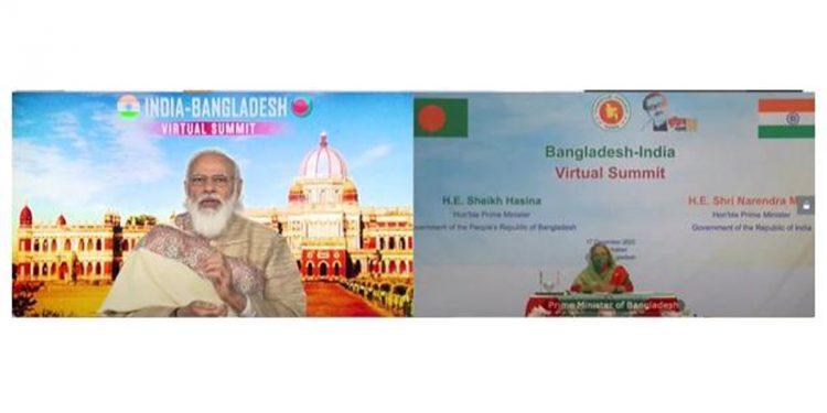 PM Narendra Modi-Sheikh Hasina summit: India, Bangladesh ink 7 pacts 1