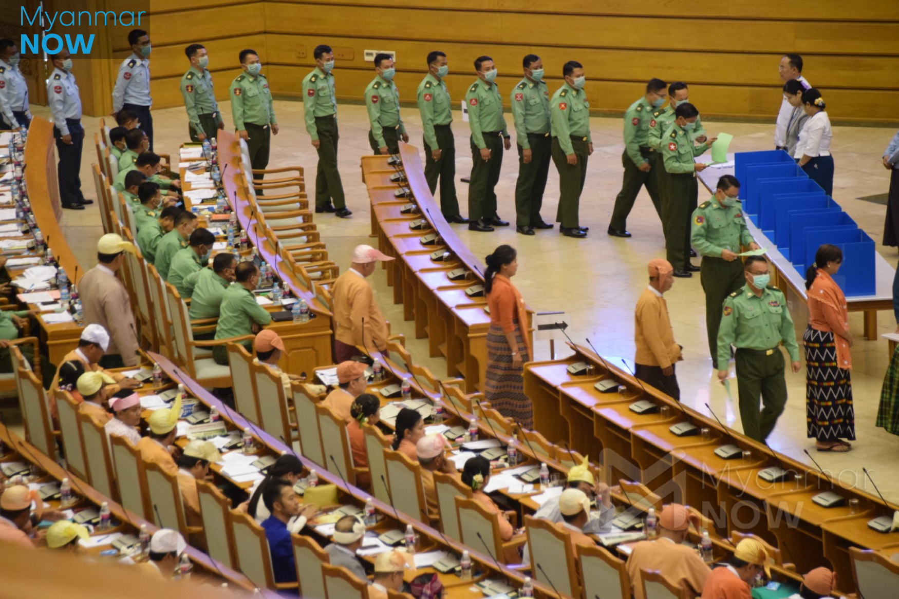 Myanmar to hold new parliamentary session in February 1