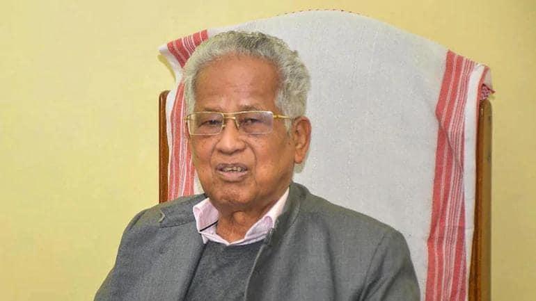 Former CM late Tarun Gogoi