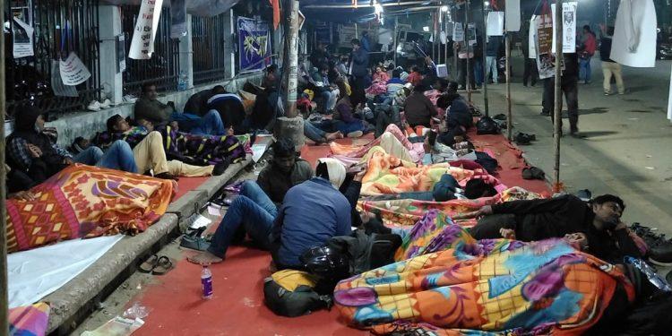 Tripura Sacked teachers