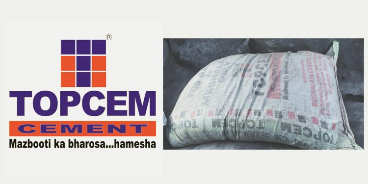 Topcem Cement 'looting'