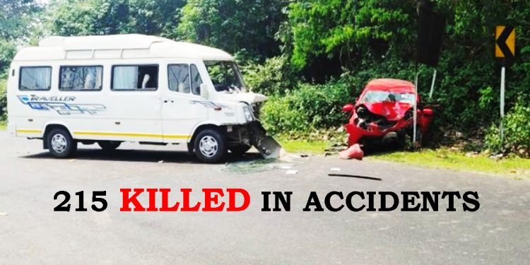 215 killed in 699 road accidents in Guwahati in 2020 1