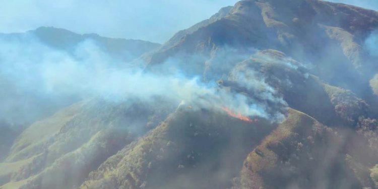 Nagaland: Dzukou Valley fire 'under control' 1