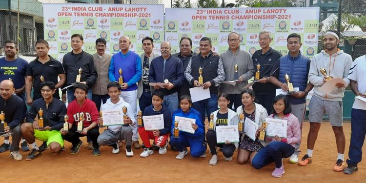 23rd India Club Open