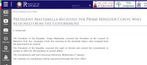 Italy Prime Minister Giuseppe Conte resigns amid raging political turmoil 4