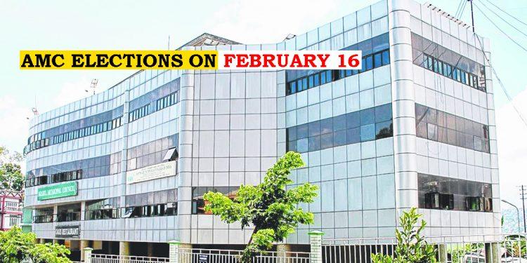Mizoram: Elections to Aizawl Municipal Corporation on February 16 1