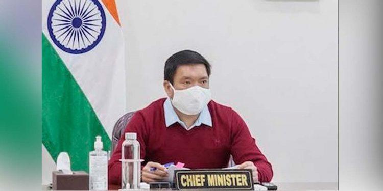 Arunachal Pradesh CM