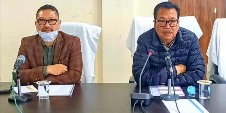 Arunachal Pradesh deputy CM