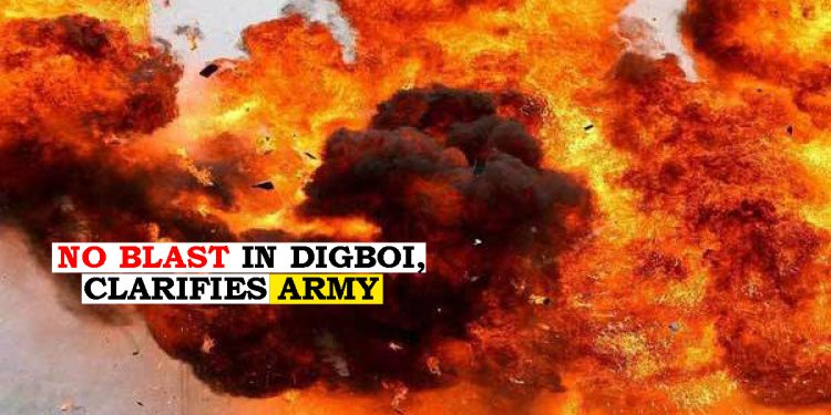 Assam: Army rubbishes ULFA-I's claim of carrying out blast in Digboi 1