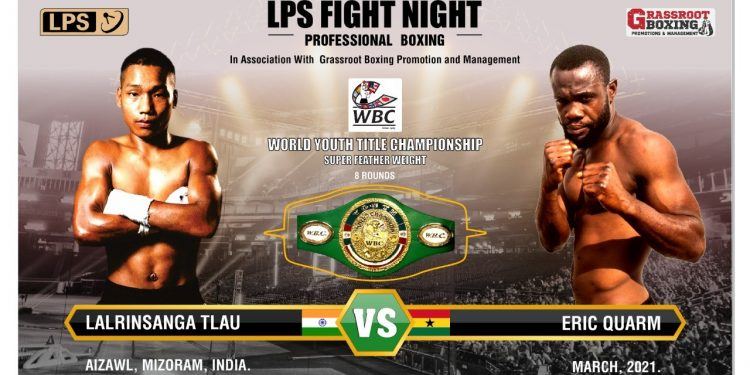 Mizoram to host first ever professional boxing event on March 6 1