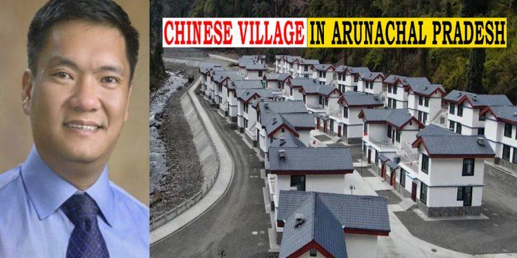 No Chinese village in Arunachal Pradesh, says Chief Minister Pema Khandu 1