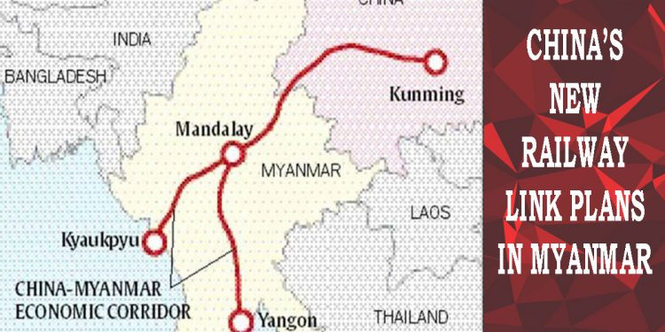 China focuses on further 'penetration' into South Asia, plans building railway link with Myanmar 1