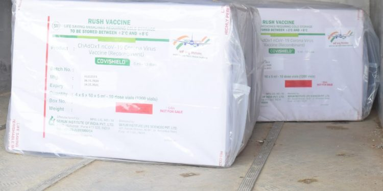 12,000 Nagaland health workers to be covered in first phase of Covid vaccination 1