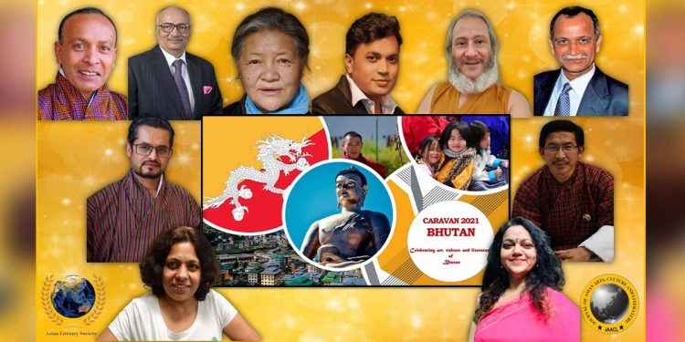 Caravan 2021-Bhutan