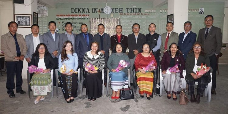 Mizoram: Congress announces candidates for Aizawl Municipal Corporation elections 1