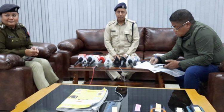 Darrang Police Amrit Bhuyan