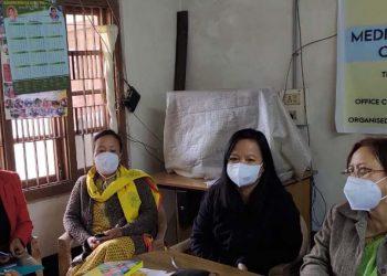 Covid19 vaccination in Dima Hasao