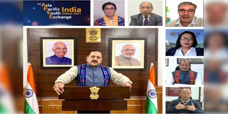 India must have strong bases in areas close to borders in Northeast States: DoNER Minister Jitendra Singh 1