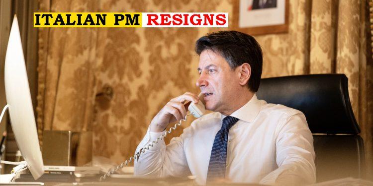 Italy Prime Minister Giuseppe Conte resigns amid raging political turmoil 1